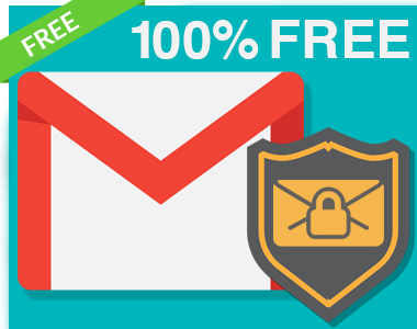 100% Free for Anyone Using Gmail